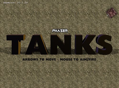 Phaser Tanks
