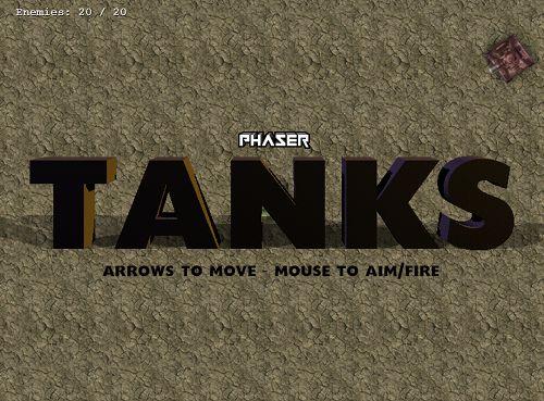 Phaser Tanks